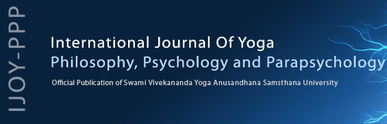 International Journal of Yoga, Philosophy, Psychology and Parapsychology